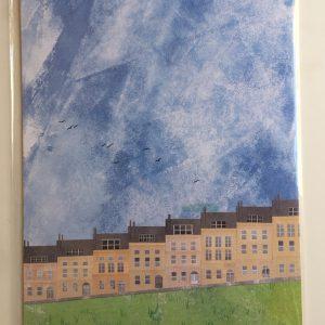 Marlborough Buildings A4 print