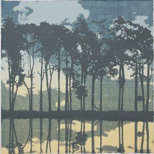 Whispering Trees Screen Print