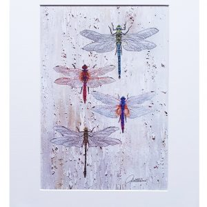 Dragonfly_Wall_Canvasbutterfly_A3_print