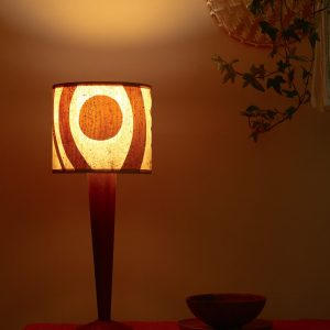 Claire_Cartwright_Halo_8_Cork_Lampshade_lifestyle