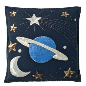 Jan_Constantine_Saturn_Stars_Cushion_Navy_cutout