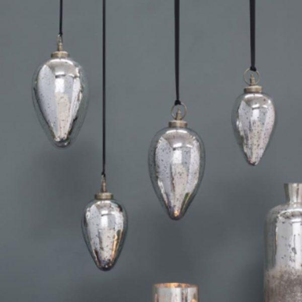Nkuku_Large_Antique_Silver_Giant_Bauble_Drop_hanging
