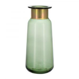 Nkuku_Miza_Glass_Tall_Vase_Green