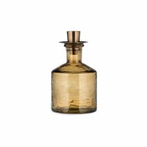 Nkuku_Sirsa_Glass_Candlestick_Sepia_Wide_cutout