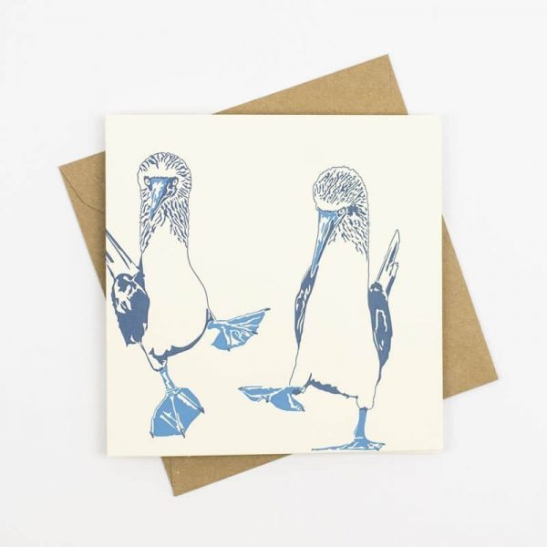 Penguin_Ink_Blue_Footed_Boobies_Card_front