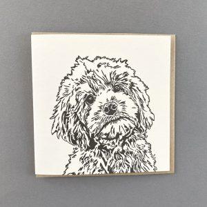 Penguin_Ink_Cockapoo_Big_Dog_Greetings_Card