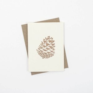 Penguin_Ink_Pine_Cone_card