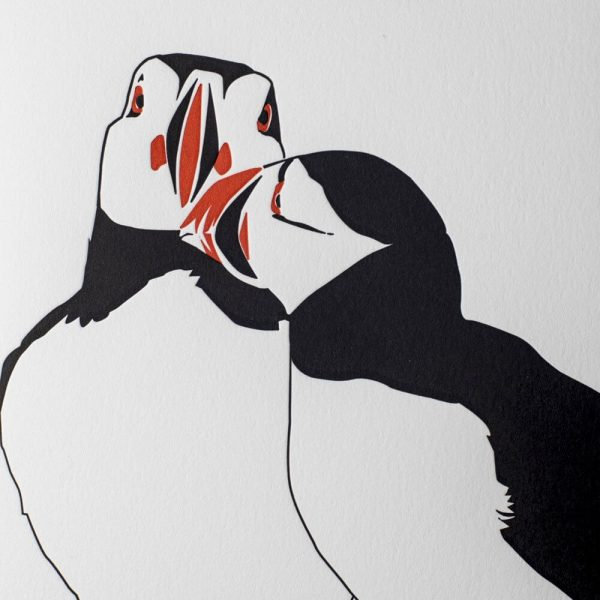 Penguin_Ink_Puffin_Nuzzle_Card