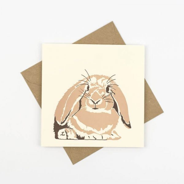 Penguin_Ink_Rabbit_Card_front