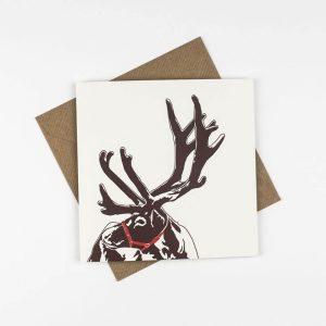 Penguin_Ink_Reindeer_Christmas_Card_envelope