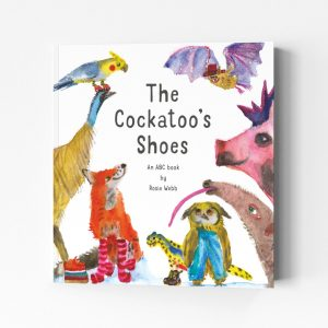 Rosie_Webb_The_Cockatoos_Shoes_book_cutout